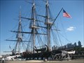 Image for USS Constitution - LAST of the Original Six US Navy Frigates - Boston, MA
