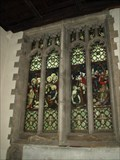 Image for Stained glass windows in  St Mary's Church, Barnard Castle.