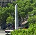 Image for Obelisc del Cinc d'Oros - Barcelona, Spain