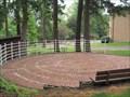 Image for West Linn Lutheran Church Labyrinth Eagle Project