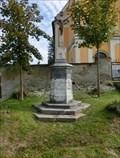 Image for Churchyard cross - Hrabešice, Czech Republic