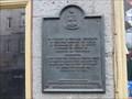 Image for Plaque de la chapelle funéraire de Samuel de Champlain - Québec, Québec