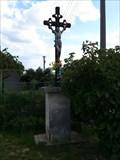 Image for Christian Cross - Lhota, Fr. Šnobla, Czechia