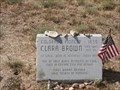 Image for Clara Brown - Denver, CO, USA