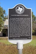 Image for Panter Branch School