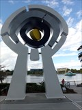Image for Centered - Kinetic Sculpture - Lake Eola Park, Orlando, Florida, USA.