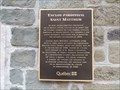 Image for Plaque de l'enclos paroissial Saint-Matthew - Québec, Québec