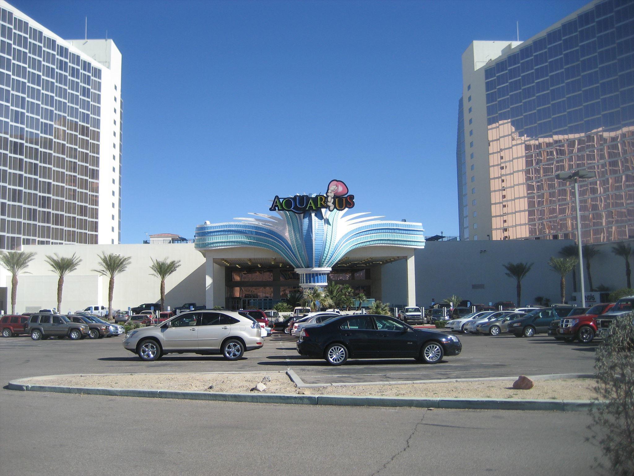 Aquarius casino resort in laughlin nv