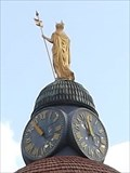 Image for Bee County Courthouse Clock - Beeville, TX