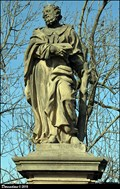 Image for St. Jude Thaddeus on Charles Bridge / Sv. Juda Tadeáš na Karlove moste (Prague)