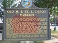 Image for Old M. & ST. L. Depot Museum
