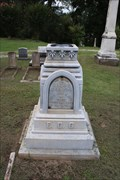 Image for Eliza C. Gordon -- Rose Hill Cemetery, Meridian MS