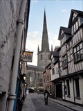 Image for Tourism - St Alkmund's - Shrewsbury, Shropshire, UK.