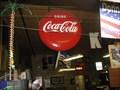 Image for Coca-Cola (Hanging in Lute's Casino - Yuma Arizona