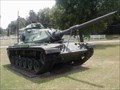 Image for Self propelled artillery at VFW in Richmond County, NC