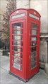 Image for Red Telephone Box - Henry Street - Bath, Somerset