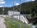Image for Soda Dam at Alexander Reservoir - Soda Springs, ID