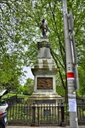 Image for Statue of  John Paulding - Tarrytown NY