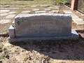 Image for 102 - Ella Mattison - Forest Academy Cemetery - Como, TX