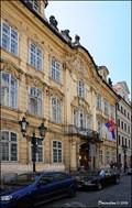 Image for Embassy of Serbia in Prague / Srbské velvyslanectví v Praze