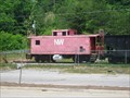 Image for Norfolk & Western Caboose  - (Bluefield City Park - 1 of 2) Bluefield, VA