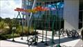 Image for Floral Bike Rack - Jacksonville, FL