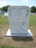 Image for Laura B. McKee - Elm Grove Cemetery - Roddy, TX