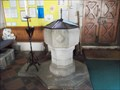 Image for Font, St Michael and All Angels Church, Cuxton, Kent