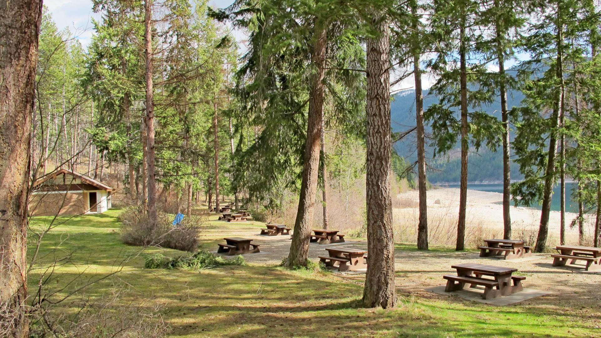 Syringa Provincial Park - Castlegar, BC - Campgrounds on ...