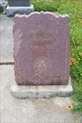 Image for John A. Hayman - Evergreen Cemetery, Galveston, TX
