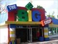 Image for The Big Shop - Legoland - Winter Haven, Florida, USA.