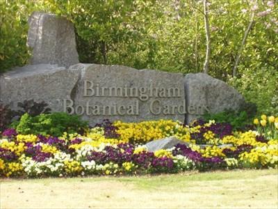 The birmingham botanical gardens alabama botanical gardens on for Birmingham botanical gardens birmingham al