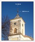 Image for TB 1508-20 Vysoké Veselí, kostel, CZ