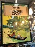Image for Tintin plakater - Odense, Danmark