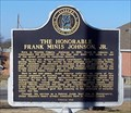 Image for The Honorable Frank Minis Johnson, Jr. - Haleyville, AL