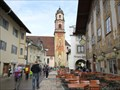 Image for St. Peter and Paul Bell Tower Frescoes - Mittenwald, Germany