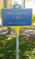 Image for Parks Cemetery
