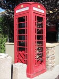 Image for Britannia Arms Red Phone Booth (West) - San Jose, CA