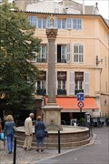 Image for Fontaine des Augustins - Aix-en-Provence, France