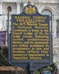 Image for Masonic Temple Philadelphia