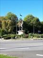 Image for Statue Le Templier - Elancourt (Les Yvelines), France