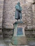 Image for Statue of William Barnes (1801-1886), Dorchester, UK