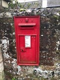 Image for Victorian Wall Post Box - Boxford, near Newbury, Berkshire, UK