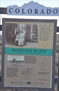 Image for Huerfano Butte - Beacon to Settlement ~ Huerfano County, Colorado