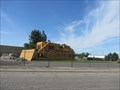 Image for Bulldozer Shaped Building - Turlock, CA