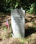 Image for Nathaniel McCauley - Knoll Cemetery, Lowman, NY