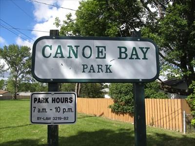 Canoe Bay Park - Winnipeg, Manitoba - Municipal Parks and