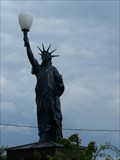 Image for Statue of Liberty at Evans Landscaping - Holly, MI