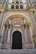 Image for Catedral de Málaga doorway - Málaga, Spain