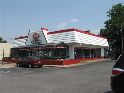Dairy Queen E Spring St New Albany Indiana Dairy Queen